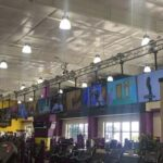 Fitness Center Displays